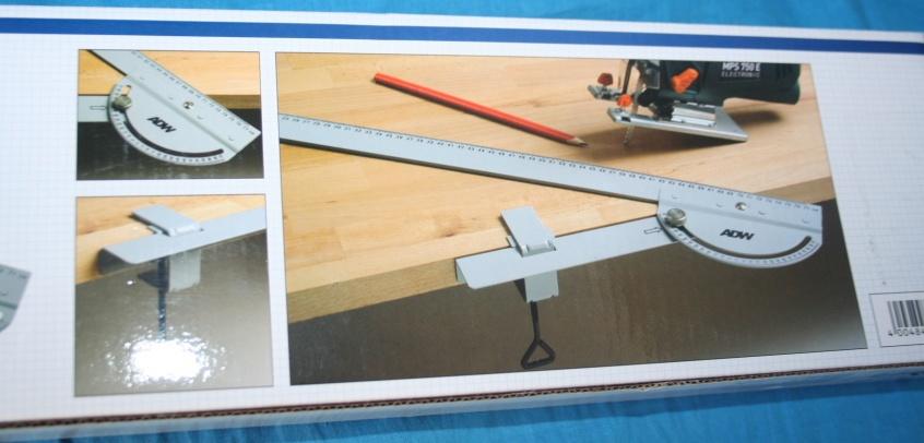 adw lineal stahllineal mit winkelmesser winkelgenau wasserwaage ebay. Black Bedroom Furniture Sets. Home Design Ideas