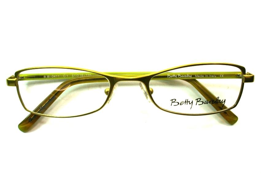 brille betty barclay brillenfassung brillengestell fassung mod 411 col c 1 lemon. Black Bedroom Furniture Sets. Home Design Ideas