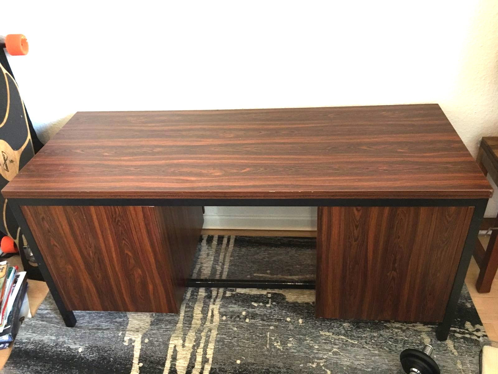 Schreibtisch arbeitstisch tisch b rotisch b ro febr 8 for Schreibtisch lang