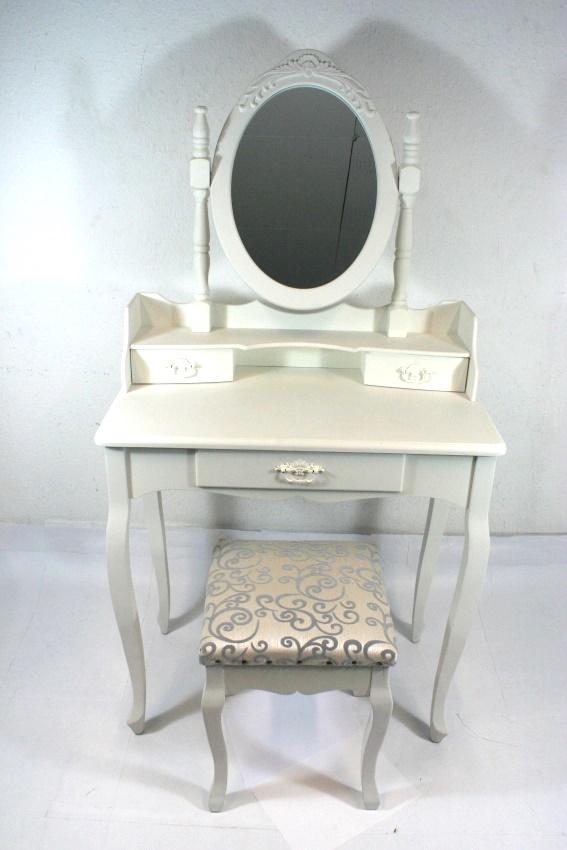 Schminktisch schminkkommode frisiertisch mit spiegel for Spiegel tv modellbau